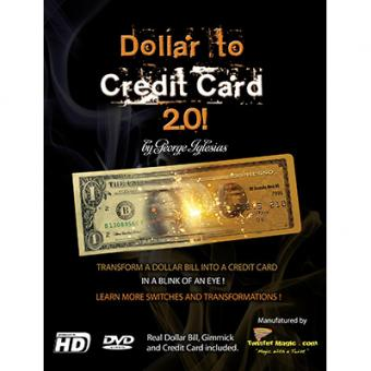 Dollar to Credit Card 2.0 von Twister Magic
