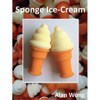 Sponge Ice Cream Cone von Alan Wong